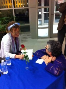 Anne Lamott and Me! On the occasion of my most recent birthday!