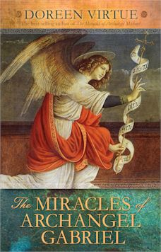 Archangel Gabriel book cover